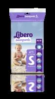 LIBERO Гащи за плуване s 7-12kg, 6 бр.