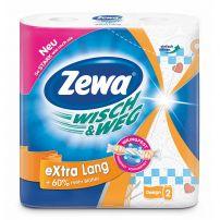 ZEWA WISCH & WEG Кухненска ролка DESIGN, 2 бр.