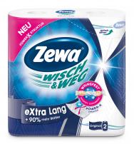 ZEWA WISH & WEG ORIGINAL Кухненска хартия, 2 бр