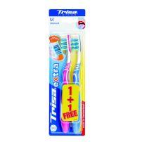 TRISA EXTRA Четка за зъби duo medium