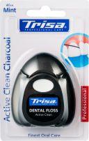 TRISA Конец за зъби active clean, 40 м.