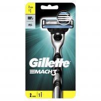 GILLETTE MACH 3 Система самобръсначка с 2 ножчета