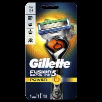 GILLETTE FUSION PROGLIDE POWER Система самобръсначка с 1 ножче