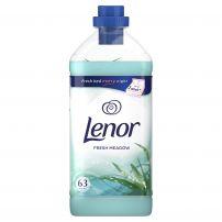 LENOR FRESH MEADOW Омекотител 63 пранета, 1.9 л.