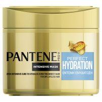 PANTENE PRO-V PERFECT HYDRATION Маска за коса хидратираща, 300 мл.
