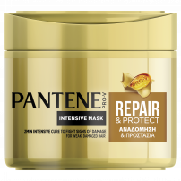PANTENE PRO-V REPAIR &PROTECT Маска против накъсване, 300 мл.