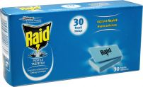 RAID Ламинирани таблетки против комари, 30 бр.