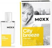 MEXX CITY BREEZE Тоалетна вода за жени, 30 мл.