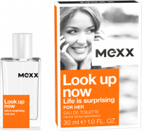 MEXX LOOK UP NOW Тоалетна вода за жени, 30 мл.