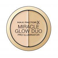 MAX FACTOR Хайлайтър miracle glow duo №10 light