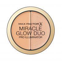 MAX FACTOR Хайлайтър miracle glow duo №20 medium