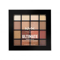NYX PROFESSIONAL MAKE UP ULTIMATE SHADOW Палитра сенки за очи USP03 Warm