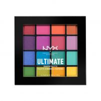 NYX PROFESSIONAL MAKE UP ULTIMATE SHADOW Палитра сенки за очи USP04 Brights