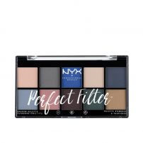 NYX PROFESSIONAL MAKE UP MARINE LAYER Палитра сенки за очи PFSP05