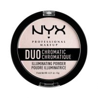 NYX PROFESSIONAL MAKE UP DUO HROMATIC ILUMINATING POWDER Озаряваща пудра 04
