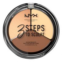NYX PROFESSIONAL MAKE UP3 STEP TO SCULPT Руж 02