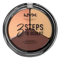 NYX PROFESSIONAL MAKE UP3 STEP TO SCULPT Руж 03