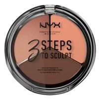 NYX PROFESSIONAL MAKE UP3 STEP TO SCULPT Руж 04