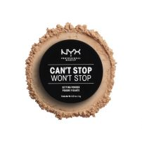 NYX PROFESSIONAL MAKE UPCAN'T STOP WON'T STOP Пудра прахообразна 03