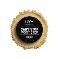 NYX PROFESSIONAL MAKE UPCAN'T STOP WON'T STOP Пудра прахообразна 06