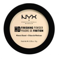 NYX PROFESSIONAL MAKE UP HIGH DEFINITION Пудра HDFP02 BANANA, 32 гр.