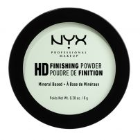 NYX PROFESSIONAL MAKE UP HIGH DEFINITION Пудра HDFP03 MINT GREEN, 32 гр.