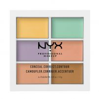 NYX PROFESSIONAL MAKE UP CONCEAL, CORRECT, CONTOUR Палитра 3CP04, 9 гр.