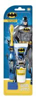BATMAN KIT Детска четка за зъби, 1 бр и паста за зъби, 25 мл.