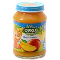 BEBELAN OVKO Пюре манго 4+ мес, 190гр