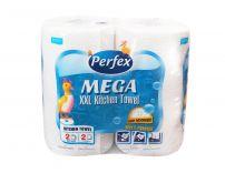 PERFEX MEGA Кухненска ролка, 2 пл., 2 бр./оп.