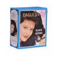 EAGLE'S Билкова къна за коса черна