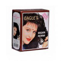 EAGLE'S Билкова къна за коса кафява