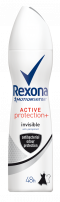 REXONA MOTIONSENSE Active protection+ Invisible дамски део спрей, 150 мл.