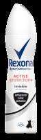 REXONA MOTIONSENSE Active protection+ Invisible дамски део спрей, 150 мл.