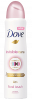 DOVE INVISIBLECARE Дамски део спрей Floral touch, 150 мл.