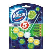 DOMESTOS POWER 5 Ароматизатор за тоалетна лимон, 55 гр