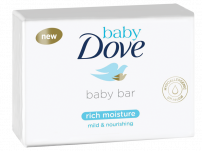 BABY DOVE Сапун, 75 мл.
