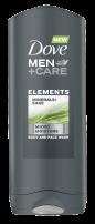 DOVE MEN +CARE Мъжки душ гел Elements Minerals+Sage, 250 мл.
