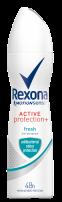 REXONA MOTIONSENSE Active shield fresh дамски део спрей, 150 мл.