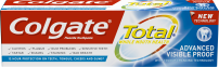 COLGATE TOTAL Паста за зъби advanced visible proof, 75 мл.