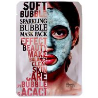 CHAMOS ACACI SPARKLING BUBBLE MASK PACK Маска за лице, 25 мл.