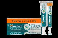 HIMALAYA HERBALS Паста за зъби с естествен флуор, 100 мл