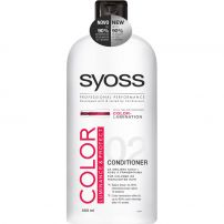 SYOSS COLOR PROTECT Балсам за боядисана коса, 500 мл.