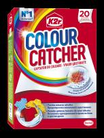 K2R Добавка за пране - цветоулавящи кърпички, 20 бр.