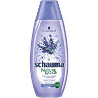SCHAUMA NATURE MOMENTS Шампоан за тънка коса, 400 мл.