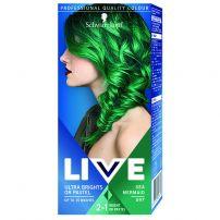 LIVE ULTRA BRIGHTS Боя за коса 097 Sea mermaid