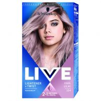 LIVE LIGHTENER+TWIST Боя за коса 104 Cool lilac