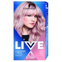 LIVE LIGHTENER+TWIST Боя за коса 101 Cool rose