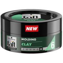 TAFT LOOKS MOLDYNG GLAY Глина за коса, 75 мл.