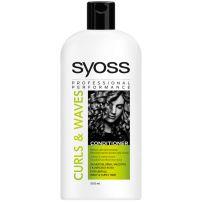 SYOSS CURLS&WAVES Балсам за къдрава коса, 500 мл.